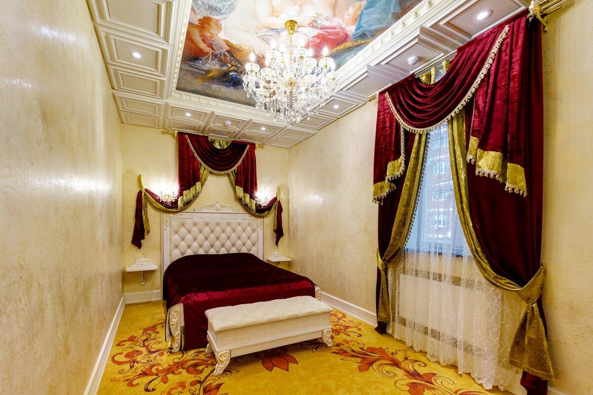 Спальня №1 римской бани