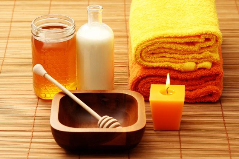 мед и баня