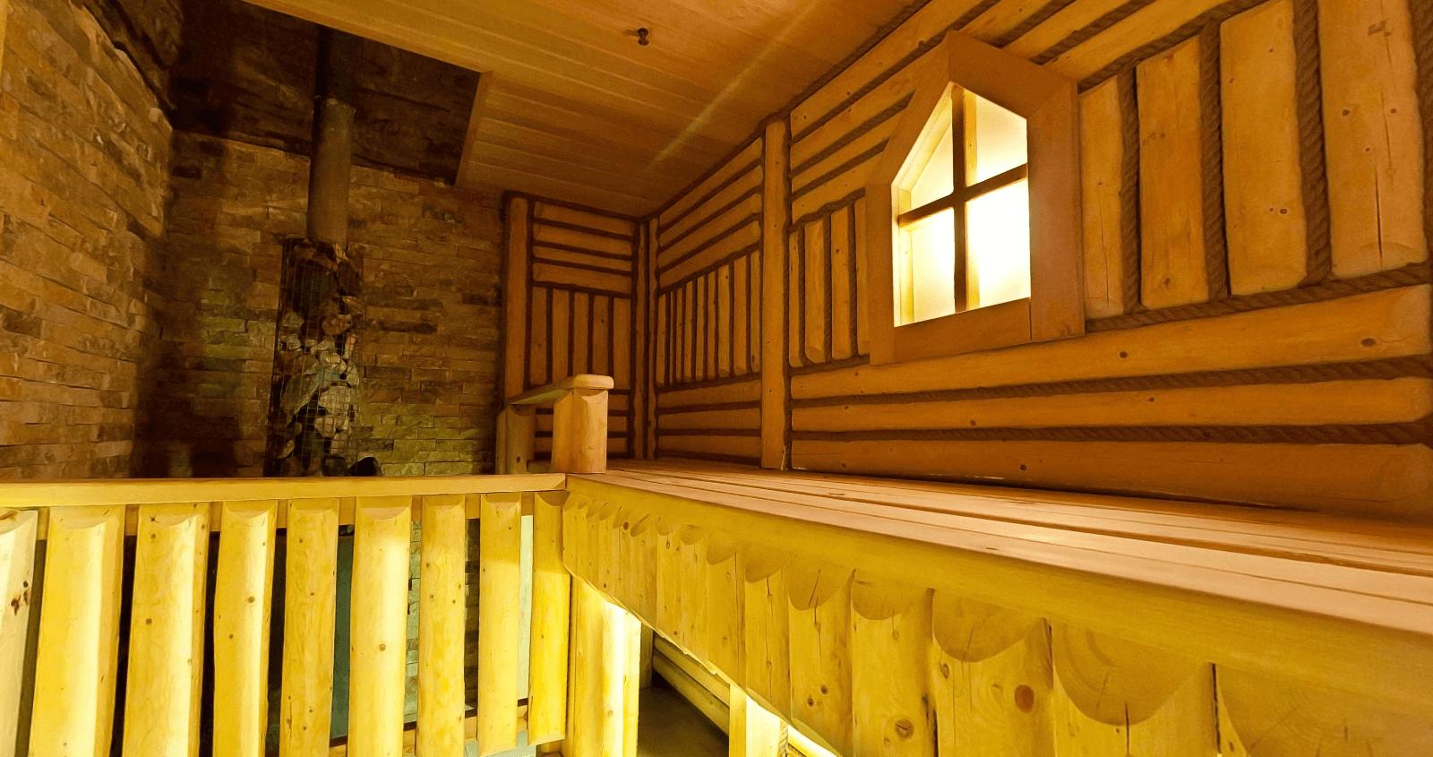 Баня 2 на Онежской Алексеевские бани