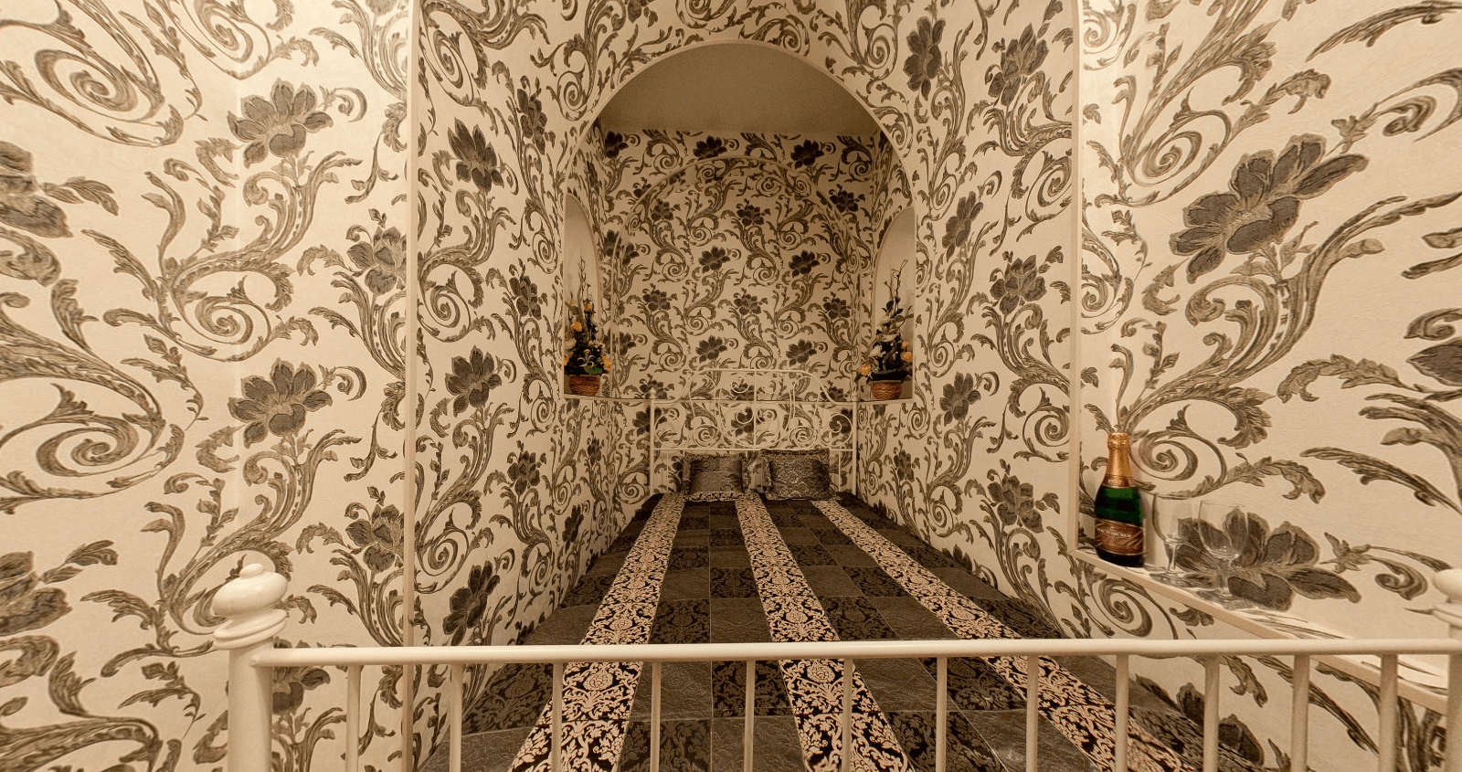 Баня 4 на Онежской комната отдыха