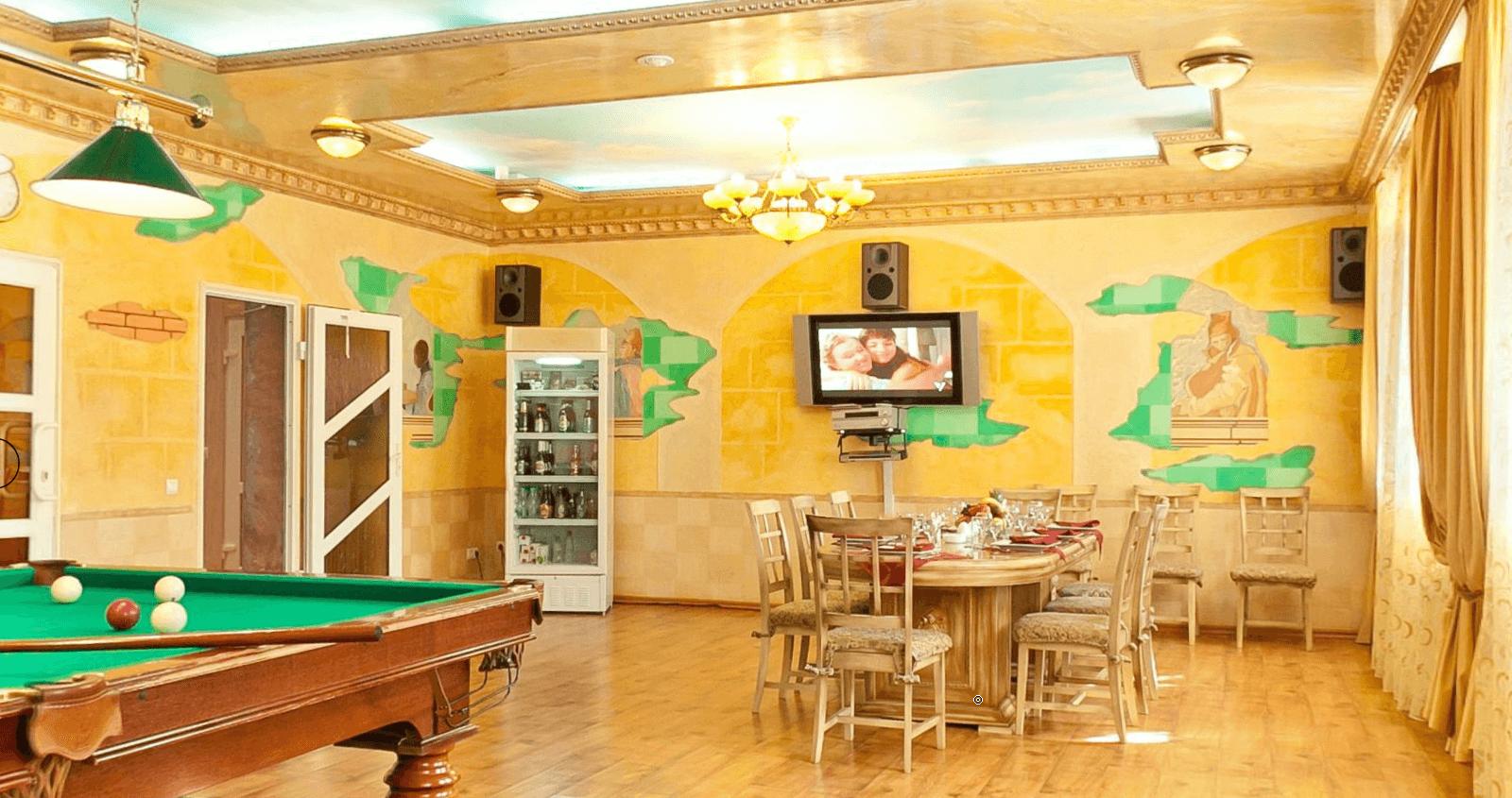 Баня 5 на Онежской