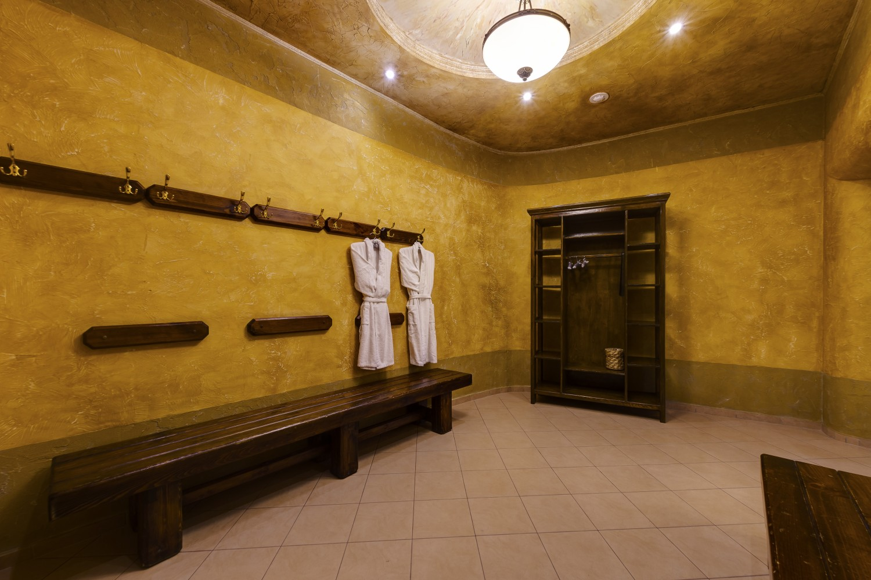 Баня 5 на Онежской комната отдыха 2