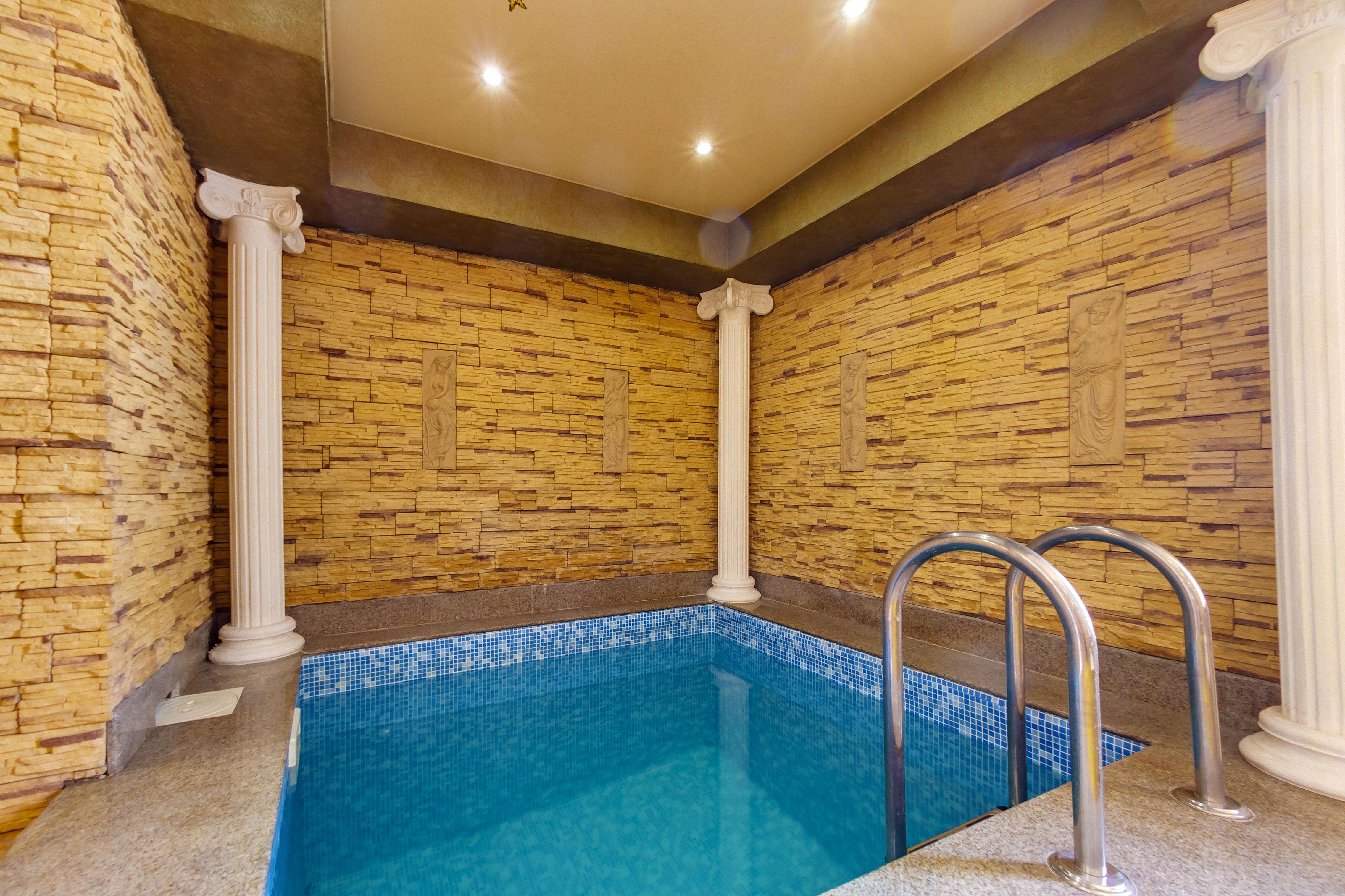 Баня 1 на Онежской Алексеевские бани