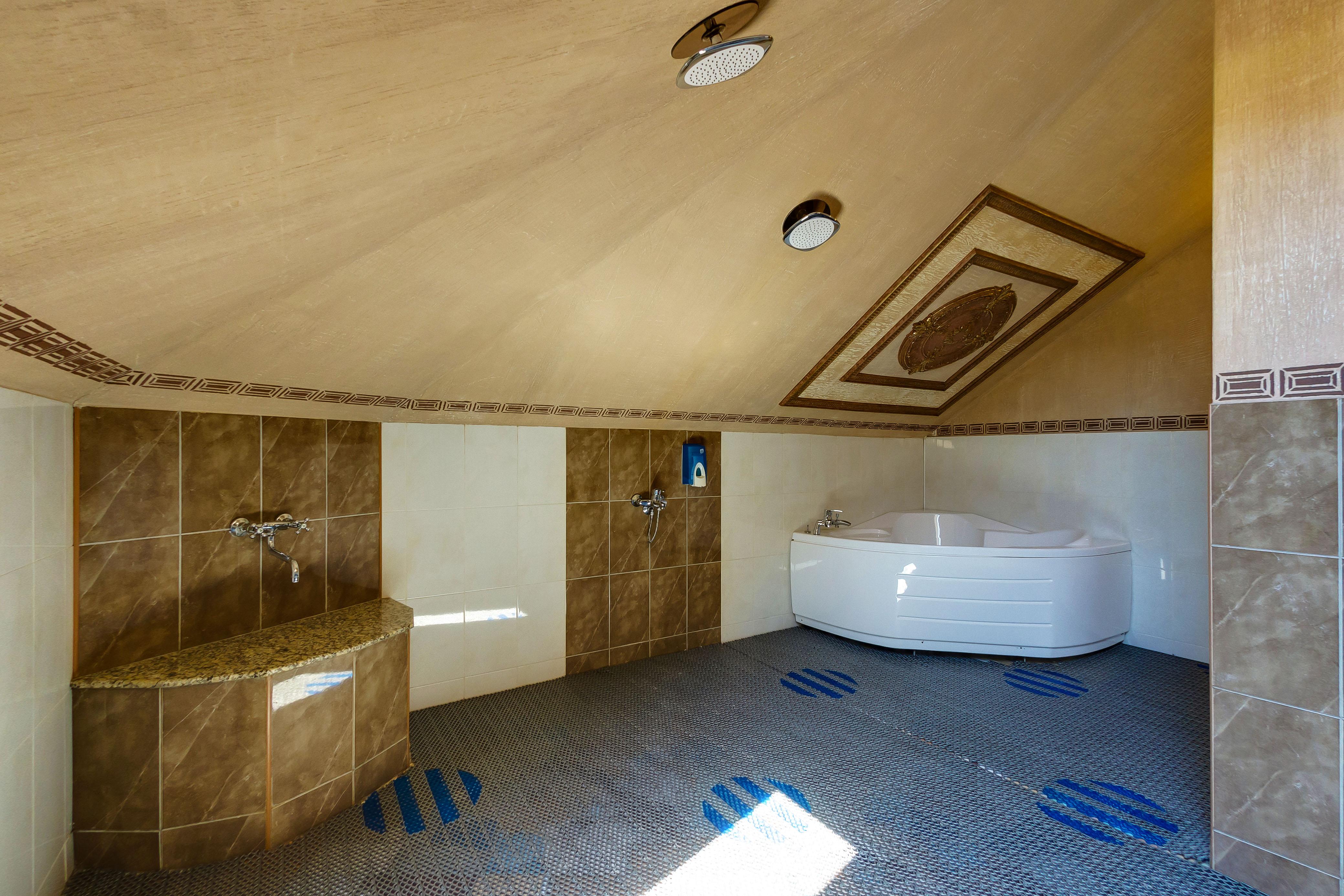 Турецкая баня на Онежской
