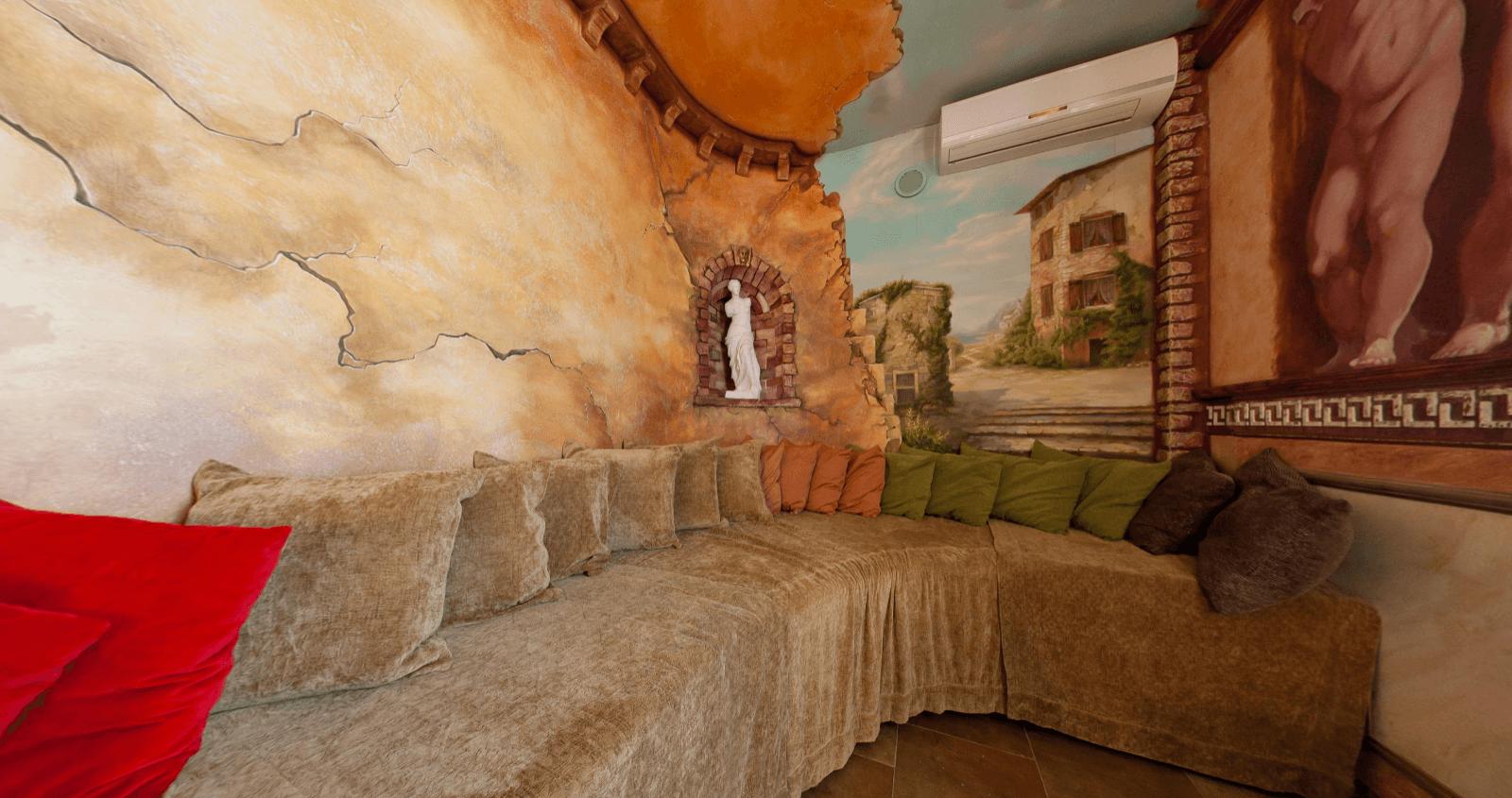Баня Италия - приятное времяпрепровождение